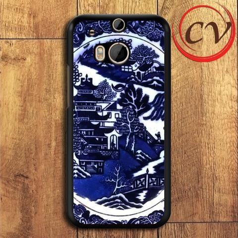 Willow HTC One M8 Black Case