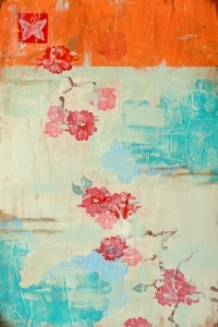 Modern Chinoiserie Artwork by Kathe Fraga http://www.kathefraga.com/Paintings_New.htm