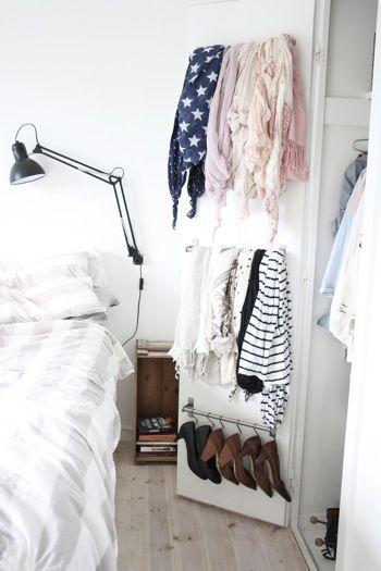 Οργάνωσε σωστά τη ντουλάπα σου και βάλε τα πάντα σε τάξη! -JoyTV