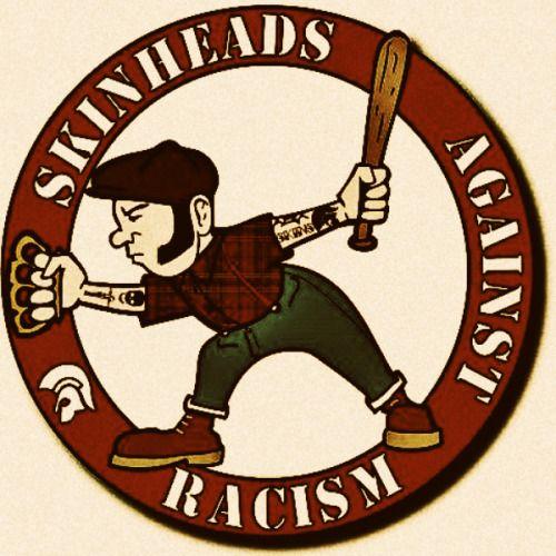 rudeboyonline:SKINHEADS AGAINST RACISM!