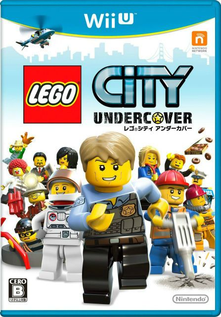 LEGO City Undercover(Japan Import)