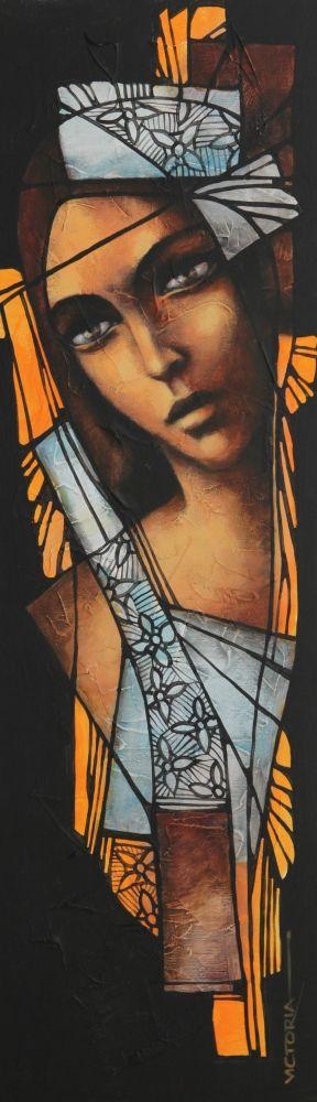119.jpg (288×1000) La pintora Victoria Stoyanova, de Bulgaria. Cada persona tiene su ideal sobre la belleza femenina.