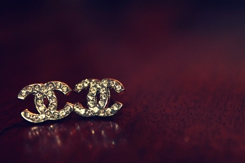 Chanel earrings...just in case anyone wants to spoil me... :)