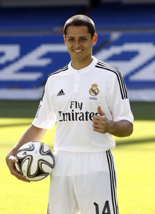 Chicharito (Real Madrid)