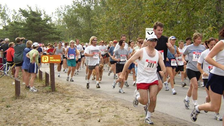 Sandbanks Fall Fun Run (September) - ... details