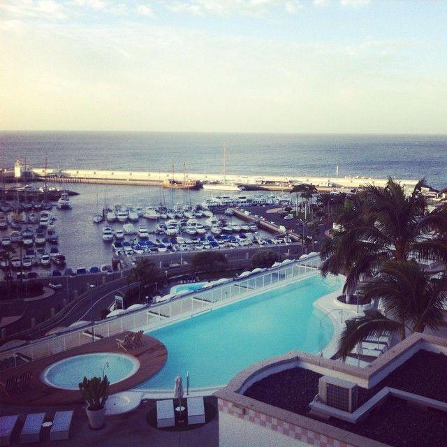 Marina Bayview har en smuk udsigt udover Puerto Rico havnen - det mest solsikre sted på Gran Canaria.. Mvh Angelica, Rejseleder på Gran Canaria. www.apollorejser.dk/rejser/europa/spanien/de-kanariske-oer/gran-canaria