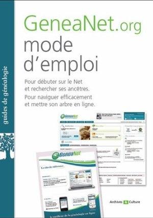 GeneaNet.org, mode d'emploi:Amazon.fr:Livres