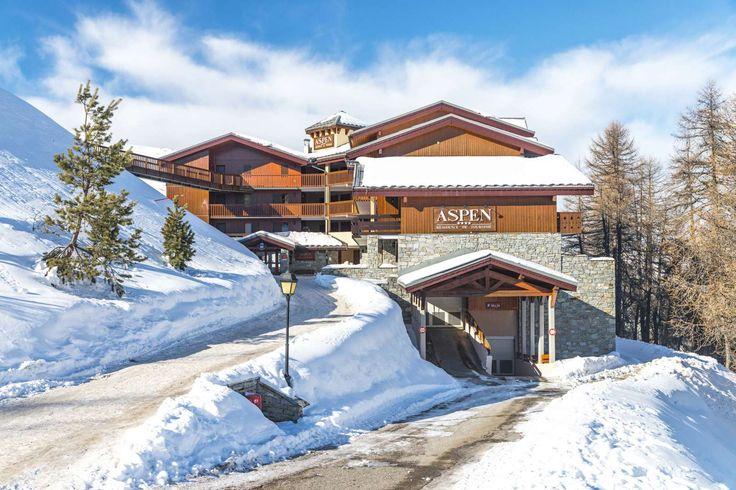 Résidence Aspen La Plagne prix promo Location vacances La Plagne - Residence Vacances Ardeche Avec Piscine