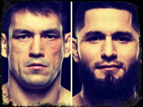 MMA Demian Maia vs Jorge Masvidal in works for UFC Nashville.
