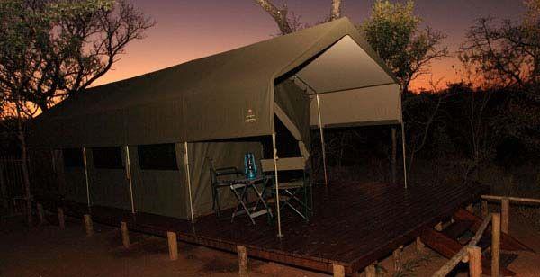 Tented Camp at Tydon Safari Camp