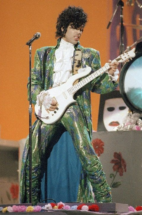 Prince is not only remembered for his music -- his style was always the center of the stage!