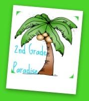 Second Grade Paradise!: Grade Teacher, 2Nd Grade Blog, 2Nd Grades, 2 3 Grade, Cute Idea, Teaching Blog, Teacher Blogs Website, Education Blog, Grade Paradise