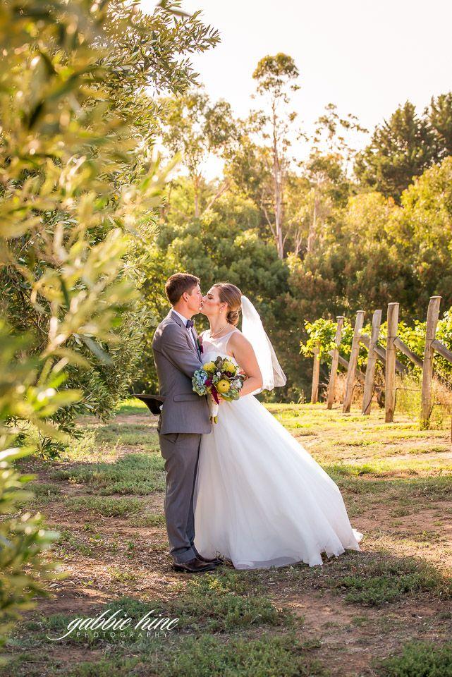 macedon ranges goona-warra-wedding - beautiful vineyards