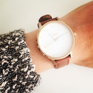 The Kensington Leather   Women's Watches   Nixon Watches and Premium Accessories