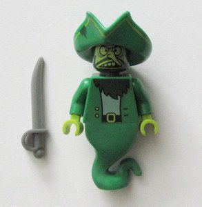 Lego Spongebob Series-The Flying Dutchman Minifigure by LEGO. $9.99