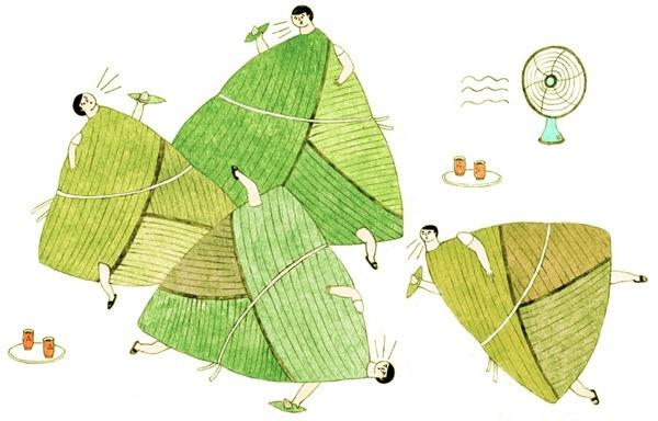 打開生活風景,遇見插畫家葉懿瑩 I-Ying Yeh | ㄇㄞˋ點子靈感創意誌