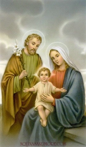 Holy Family;,I love!