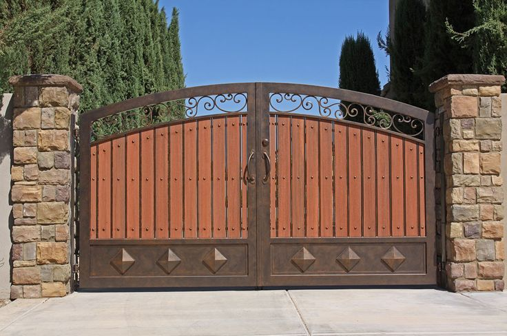 20 Best Images About Wood Gates On Pinterest Rustic Wood