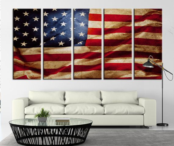 Vintage American Flag Wall Art 204 best american flag images on pinterest | american flag, flags