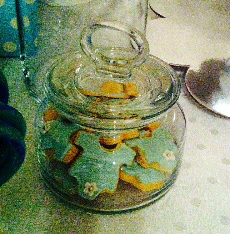 Cookies in jar (Baby shower)
