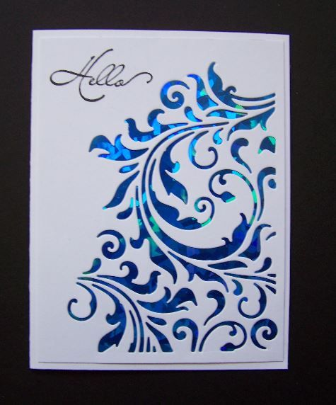 Knock Your Sox Off Blues by Eager Beaver - Cards and Paper Crafts at Splitcoaststampers