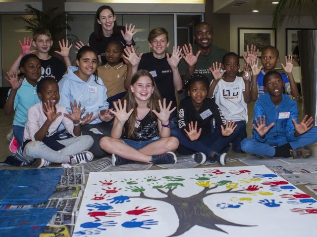 Johannesburg Eco-Club – All about trees – Children in the Wilderness