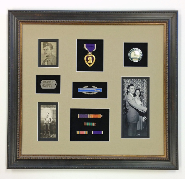 how to frame army memorabilia google search diy