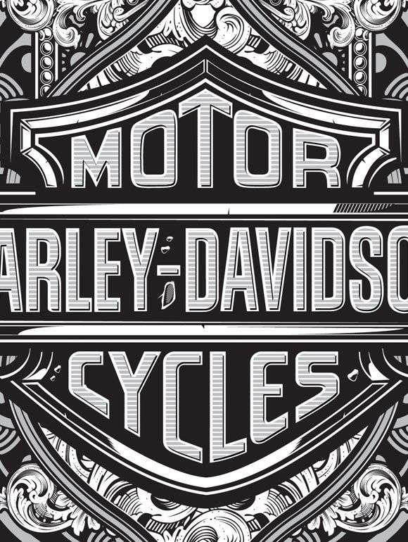 Special Offers Available Click Image Above Harley Davidson Stamped Sign White With Bar Shield Logo