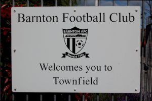 Reds travel to Barnton