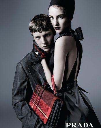 Prada Pre-Fall 2015 Campaign by Steven Meisel 3
