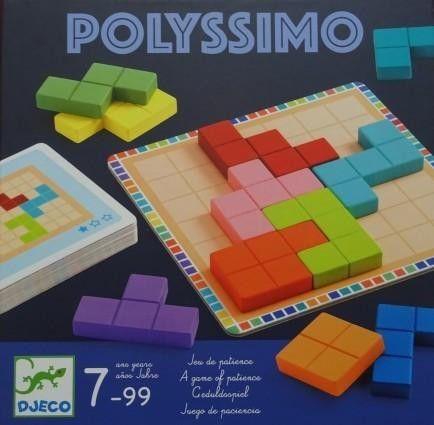 Djeco : Polyssimo - Castello | Jeux et Jouets