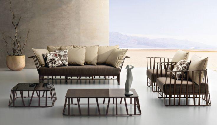 Patio Sofas Hamptons Graphics | Roberti Rattan