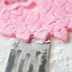 Valentine's mints- next year....: Valentine'S Day, Idea, Cream Cheese Mint, Homemade Candy, Valentine'S S, Valentines Day, Valentinesday, Homemade Valentines, Homemade Mint