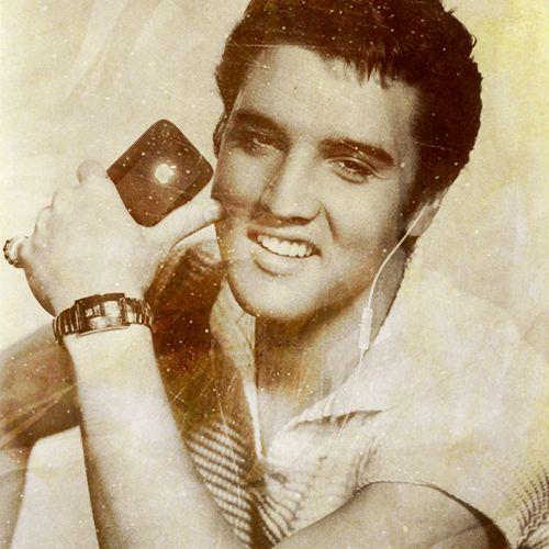 Dead Rockers Nowadays Elvis