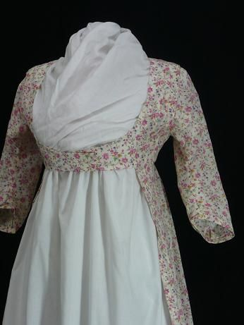Seen Over the Ether: Regency Embroidery and Fashion « Jane Austen's World