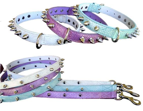 Designer Spike Dog Collars