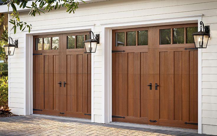 Canyon Ridge Carriage House 5 Layer Residential Garage Doors In Florida Broten Garage Door Sales Garage Door Styles Carriage House Garage Doors Modern Garage Doors