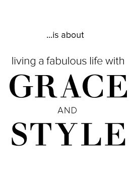 Grace & Style!  Grace  Pinterest  Style, Style Quotes. Short Quotes With The Word Time. Single Quotes Not Working In Php. Movie Quotes From Elf. Quotes You Never Know What The Future Holds. Quotes Showing Deep Love. Success Quotes Jfk. Travel Quotes About Coming Home. Cute Quotes New Year