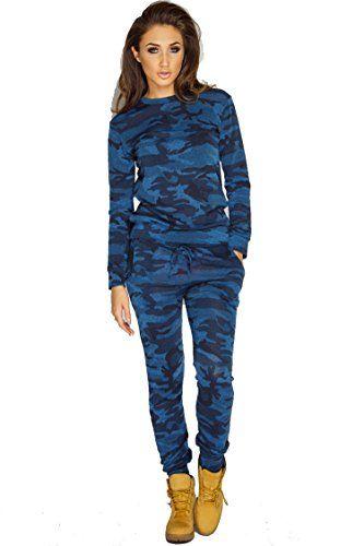 #Fast #Fashion #Frauen #Trainingsanzug #Addicted #Print #Sweatshirt #joggers #Set #(SM #= #36/38, #Armee #Blau) Fast Fashion Frauen Trainingsanzug Addicted Print Sweatshirt joggers Set (SM = 36/38, Armee Blau), , Neu Frauen Addicted Weed Cannabis Blatt drucken Tracksuit, Material: 45% Acryl 30% Baumwolle 15% Polyester 10% Mixed Fibres, Annähernde Länge Sweatshirt: 25.5