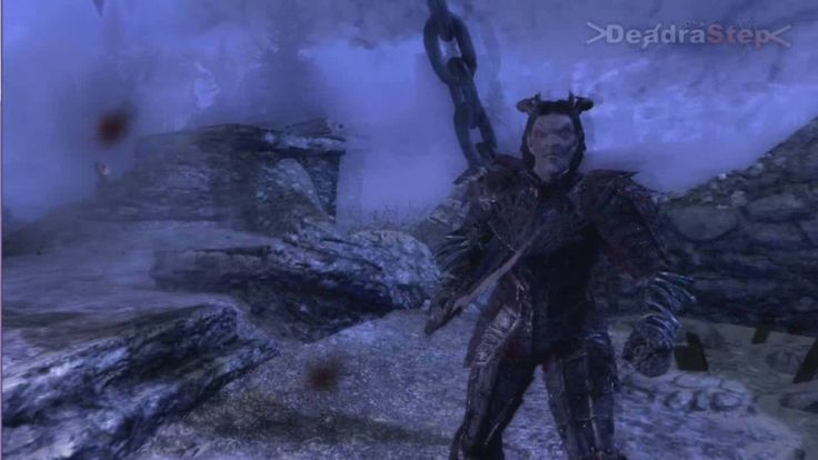 Dremora Overhaul Mod And Playable DremoraBorn Xivkyn Update ESV: Skyrim