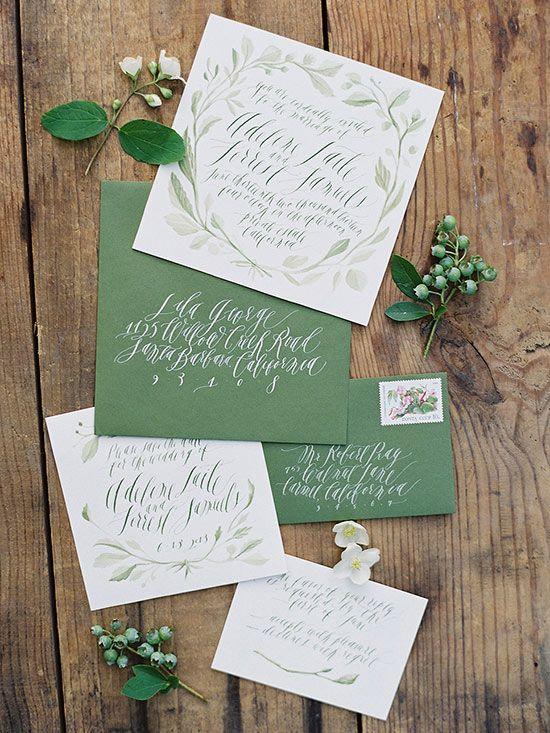Perfect Editorsu0027 Picks: Our 30 Favorite Wedding Invitations
