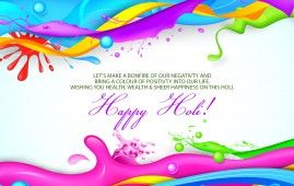 Best Holi Quotes And Wallpaper Desktop WallpapersHd