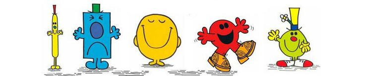 Mr Men Colouring Pages — Mr Men FREE Coloring Pages-all different feelings! Mr. Worry, Mr. Brave, etc.