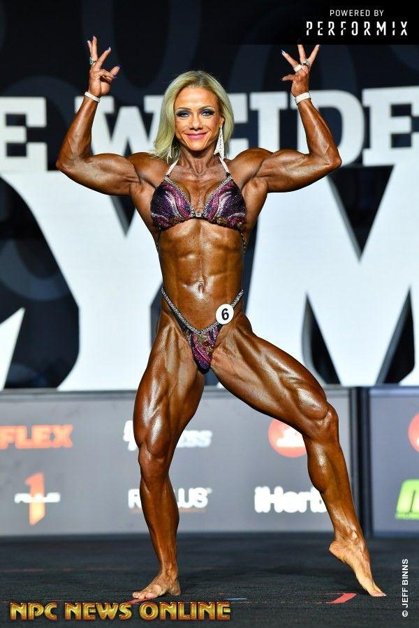Marjorie Beck - 2018 Mr Olympia  f6674b3212