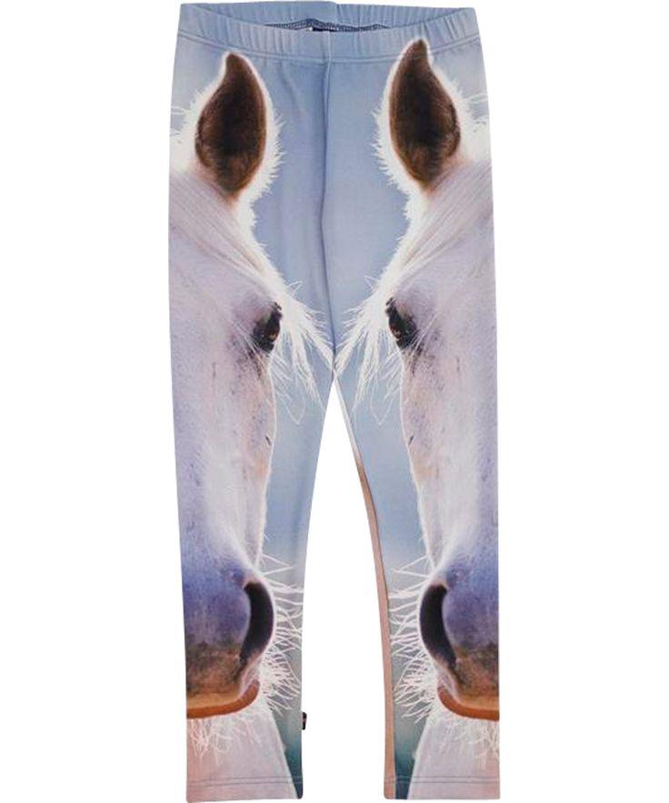 Molo super fancy legging met paardenkop. molo.nl.emilea.be