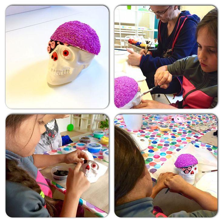 #pyssel #barn #vuxna #gipsmålning #keramikmålning #evenemang❤️ #kalas #möhippa #SilkClay #foamclay #Kreativia