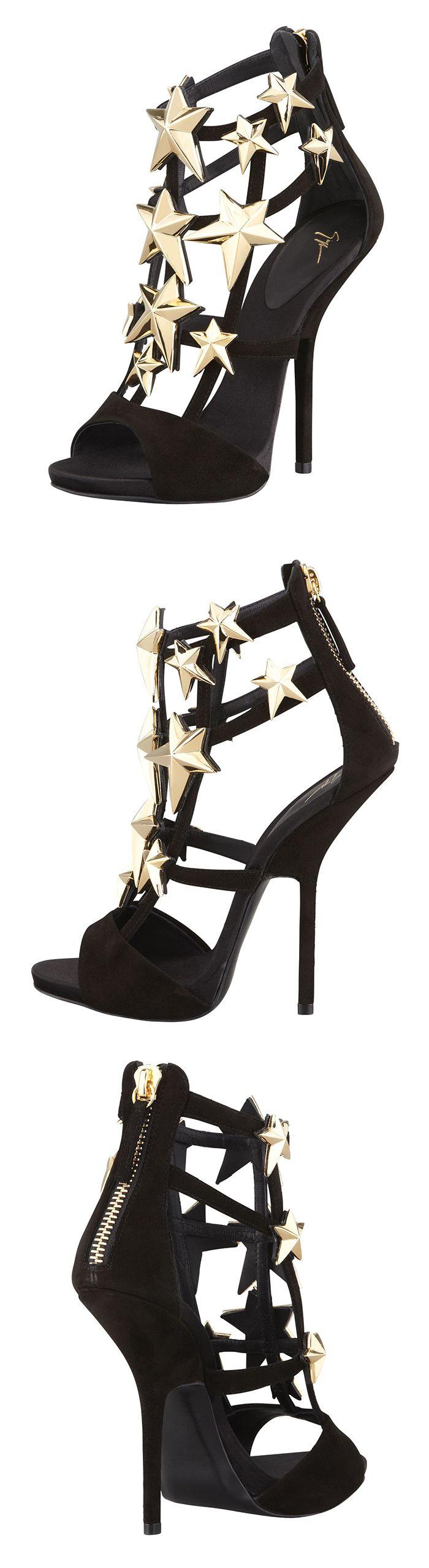 Starlight, star bright... I wish I may, I wish I might... wear Giuseppe Zanotti Heels tonight. 212 872 8947