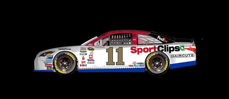 2016 Darlington throwback paint schemes | Photo Galleries | Nascar.com