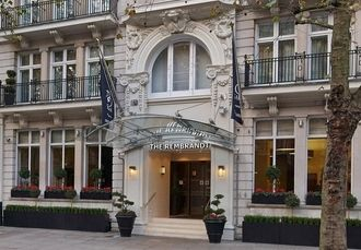 A classic Edwardian hotel combining history and contemporary charm in the heart of Knightsbridge, with optional access to the health club