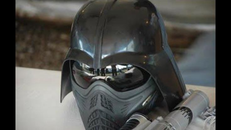 Cool Paintball Mask